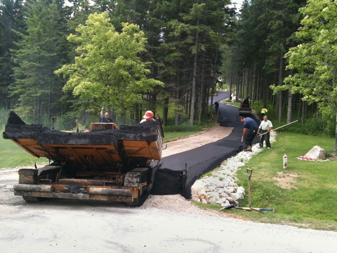 Residential Project | Road Readie Paving