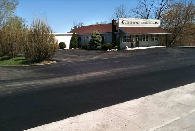 Commercial Paving Projects | Road Readie Paving
