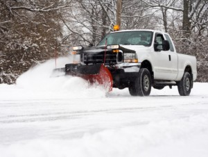 Commercial Snow Removal and Ice Control