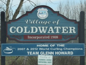 Coldwater Paving Services